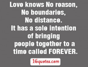 Quotes About Love And Time Together #1