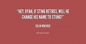 Colin Mochrie Quotes