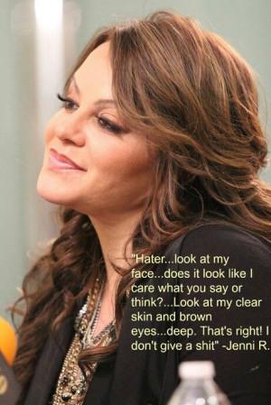 ... Rivera, Rivera Quotes, Funny Quotesツツ, Idoljenni Rivera, Jenny