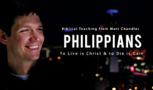 Philippians by Matt Chandler