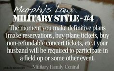 Murphy's law:Military Style #4 More