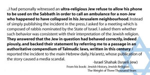 Anti-Zionist Jews like AlfredLilienthal and Israel Shahak have ...