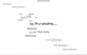 Funny brother quotes for birthday