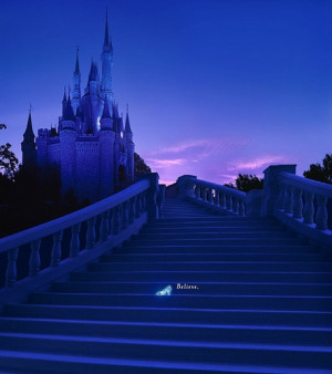 This is soo beautiful . . . lost my glass slipper