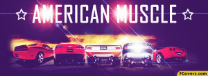 American Muscle Cars Facebook Timeline Cover
