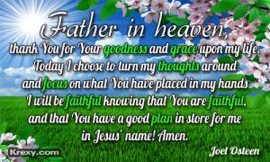 Prayer Quotes Focus