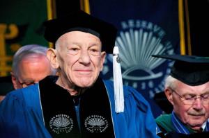 Peter B. Lewis Advises CWRU Graduates: Pursuit Of Passions Is The Best ...