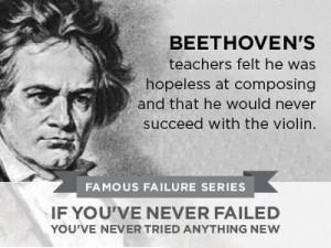 Motivational – Famous Failures