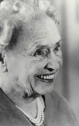Helen Keller at 78 years old, 1959 - select for more details