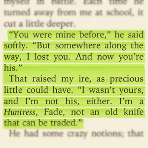 Fade and Deuce. #outpost #enclave #books #quotes (Taken with Instagram ...