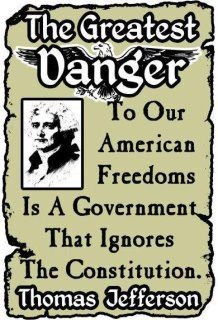 Great Quote from Thomas Jefferson and I fear it is where we are with ...