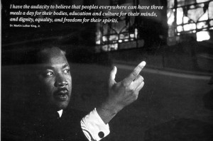 Words that moved the world. Martin Luther King, Jr QUOTES