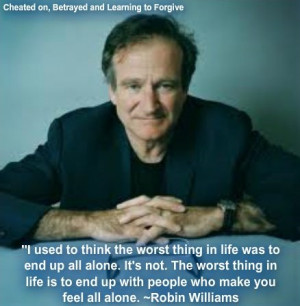 Life Quotes Robin Williams