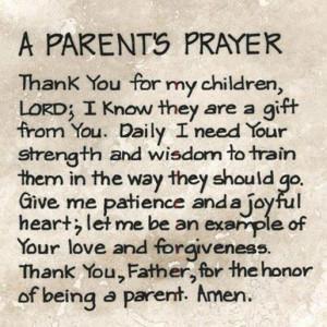 ... parent. Amen.Amen, Parents Prayer, Thank You Lord, God, Be A Parents