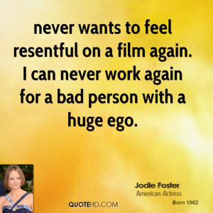Jodie Foster Quotes