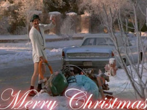 ... Christmas Vacation's Cousin Eddie. (Photo: Clark Griswold Collection