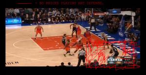 Basketball Carmelo Anthony...