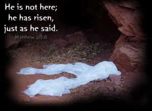 Christ died for our sins according to the Scriptures, that he was ...