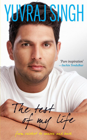 Yuvraj Singh's book to be auctioned online