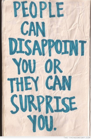 Disappointment Quotes Quotehd