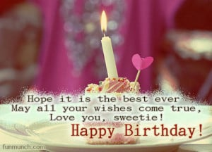 birthday quotes for friends facebook happy birthday to you my happy ...