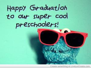 Preschool Graduation Pic