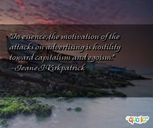 Egoism Quotes