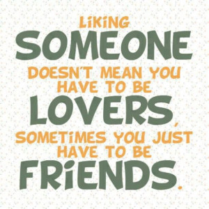 Liking Someone ~ღ~