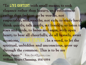 Quotes About Contentment In Love Life