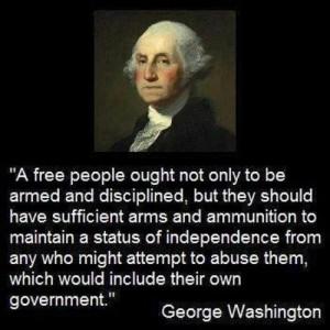 George Washington #quote