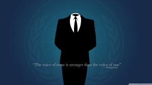 Anonymous Quotes. Technology — Wallpaper #42007