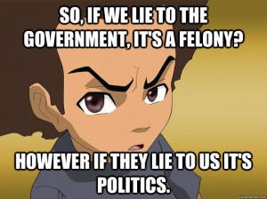 Huey Freeman Memes