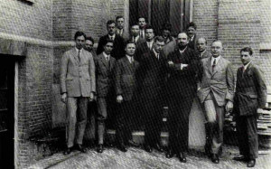 Kamerlingh-Onnes Lab in Leiden (1926)