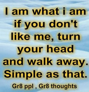 Awesome Quotes: Attitude