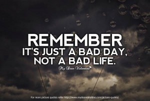 Remember this! It gets better!
