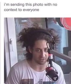 Joe Trohman is my favourite person right now. More
