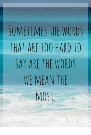 ocean, quote, quotes, say, sea, words