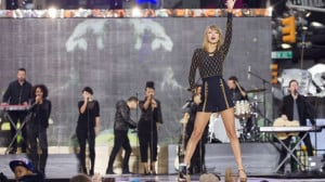 Taylor Swift Gives Gloomy U.S. Album Sales a Platinum Shine