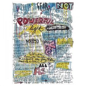 Violettt › Portfolio › Marianne Williamson Quote -
