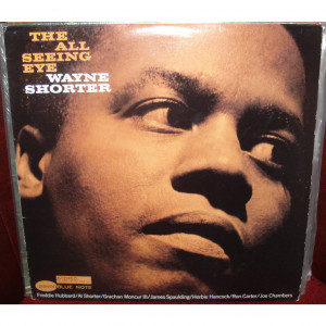 All Seeing Eye Cover Wayne Shorter The Art