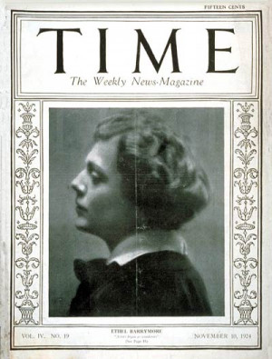 Ethel Barrymore - TIME - News, pictures, quotes, archive
