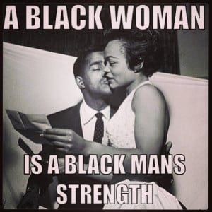 Black Love. Every King needs a queen.
