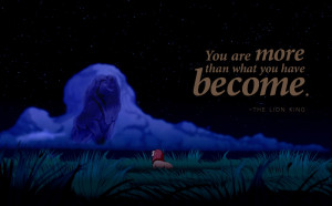 Power Your Potential with These Disney Quotes - The Lion King
