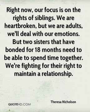 Quotes About Sibling Relationships