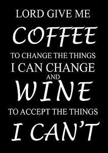 COFFEE-WINE-FUNNY-INSPIRATIONAL-MOTIVATIONAL-QUOTE-POSTER-PRINT ...