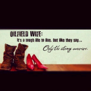 Oilfield wife- yes indeed. Have this in my living room!