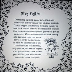 stay positive quote secret wedding blog more quotes lol quotes ...