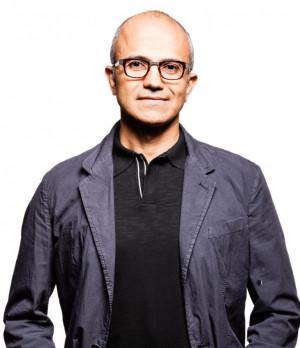 Satya Nadella à la tête de Microsoft : « Our industry only respects ...