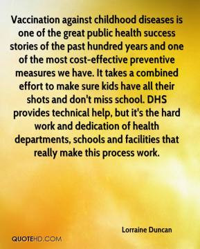 Vaccination Quotes
