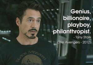 Favorite Marvel Movie Quotes